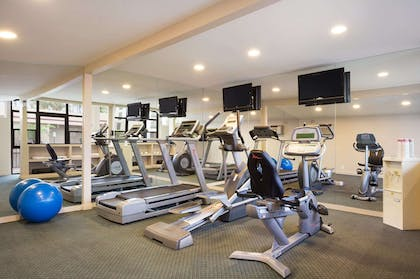 Health club | Ramada by Wyndham San Diego North Hotel & Conference Center