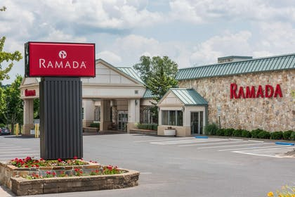 Exterior   Ramada Hotel & Conference Center by Wyndham State College