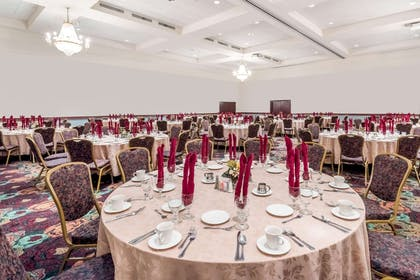 Ballroom   Ramada Hotel & Conference Center by Wyndham State College