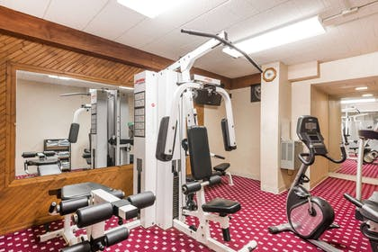 Health club   Ramada Hotel & Conference Center by Wyndham State College
