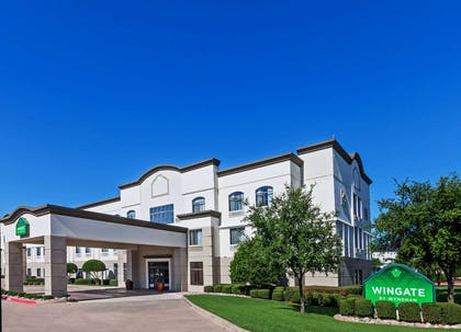 Welcome to the Wingate by Wyndham DallasLas Colinas | Wingate by Wyndham Dallas/Las Colinas