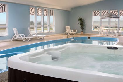 Pool - indoor | Super 8 by Wyndham Bethany MO