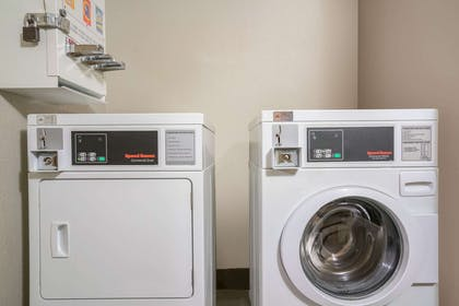 Laundry   Super 8 by Wyndham Bloomington/Airport