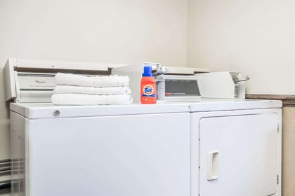 Guest Laundry | Super 8 by Wyndham Rice Lake