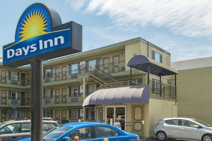 Welcome to the Days Inn San Francisco Downtown | Days Inn by Wyndham San Francisco Downtown/Civic Cntr Area