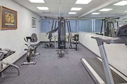 Fitness Center | Days Hotel by Wyndham East Brunswick Conference Center