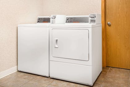 Laundry | Days Inn by Wyndham Marquette