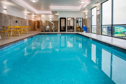 Pool - indoor | Days Inn & Suites by Wyndham Duluth by the Mall