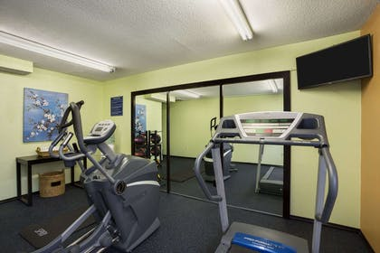 Fitness Center | Days Inn by Wyndham Jasper