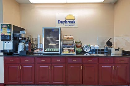Breakfast Area | Days Inn by Wyndham Coliseum Montgomery AL