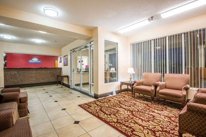 Lobby | Days Inn by Wyndham Coliseum Montgomery AL