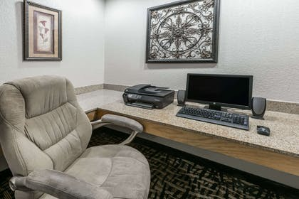 Business Center | Ramada by Wyndham Oklahoma City Airport North