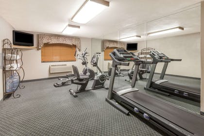 Health club | Ramada by Wyndham Oklahoma City Airport North