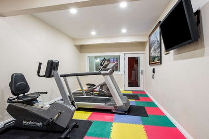 Fitness Center | Ramada by Wyndham San Diego Airport