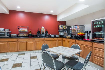Breakfast Area | Ramada by Wyndham San Diego Airport