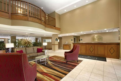 Lobby | Wingate by Wyndham Chattanooga