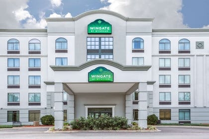 Exterior   Wingate by Wyndham Rock Hill / Charlotte / Metro Area