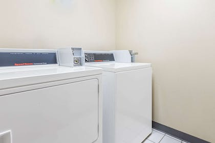 Laundry | Super 8 by Wyndham Louisa
