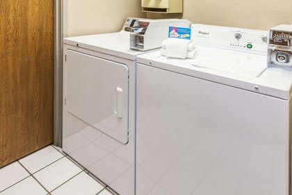 Guest Laundry | Super 8 by Wyndham Valparaiso