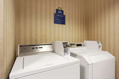 Guest Laundry | Days Inn & Suites by Wyndham Ridgeland
