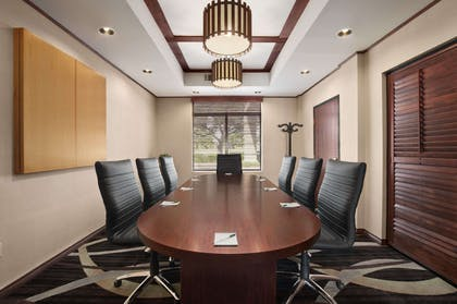 Boardroom | Wingate by Wyndham Round Rock Hotel & Conference Center
