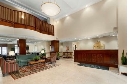 Lobby | Wingate by Wyndham Charlotte Airport South/ I-77 Tyvola Road