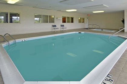 Enjoy a Refreshing Swim in our Heated Indoor Pool and Spa | Ramada Limited Mount Sterling