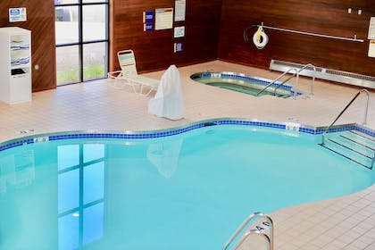 Pool - indoor | Days Inn & Suites by Wyndham Wausau