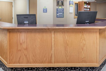 Front Desk | Days Inn by Wyndham Imlay City