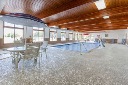Pool | Days Inn by Wyndham Imlay City