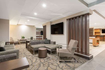 Lobby | Wingate by Wyndham Mooresville