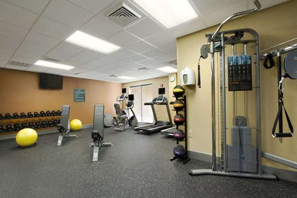 Fitness Center | Wingate by Wyndham Greensboro