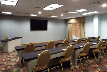 Meeting Room | Wingate by Wyndham Greensboro