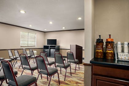 Meeting Room | Super 8 by Wyndham Clinton