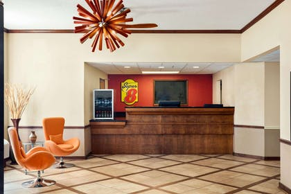 Reception | Super 8 by Wyndham Clinton