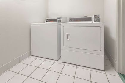 Laundry | Super 8 by Wyndham Eagle River
