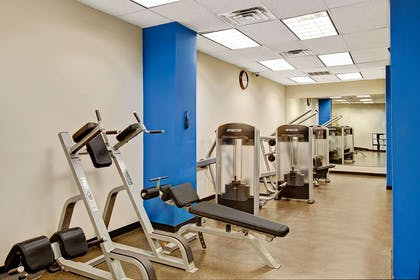 Fitness Center | The New Yorker, A Wyndham Hotel