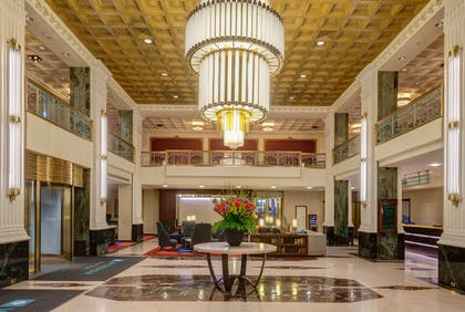 Lobby | The New Yorker, A Wyndham Hotel