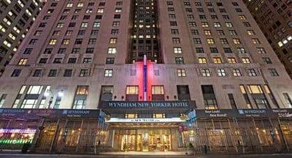 Exterior | The New Yorker, A Wyndham Hotel