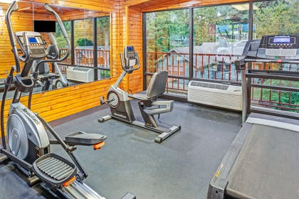 Fitness Center | Baymont by Wyndham Gatlinburg On The River