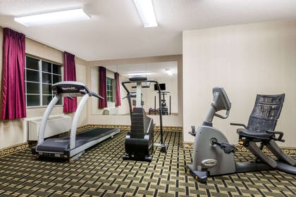 Health club | Days Inn by Wyndham Norton