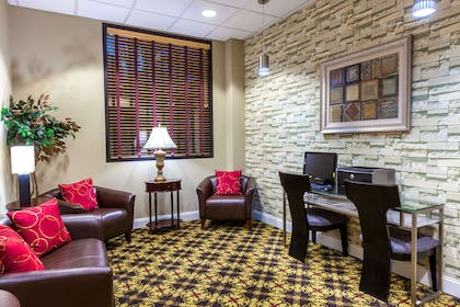 Business Center | Ramada by Wyndham Jersey City