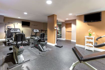 Fitness Center | Ramada by Wyndham Jersey City