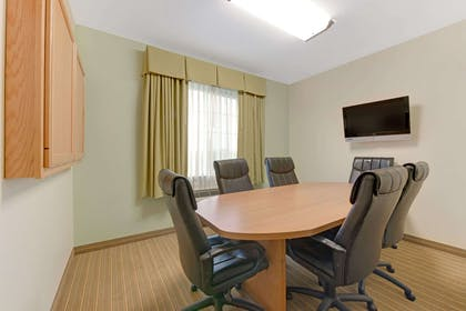 Conference Room   Super 8 by Wyndham Austin/Airport North