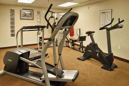 Fitness Center | Ramada by Wyndham Anchorage
