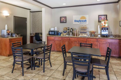 Breakfast Area   Days Inn & Suites by Wyndham Vancouver
