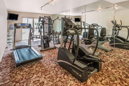 Fitness Center | Ramada Hotel & Conference Center by Wyndham Las Cruces