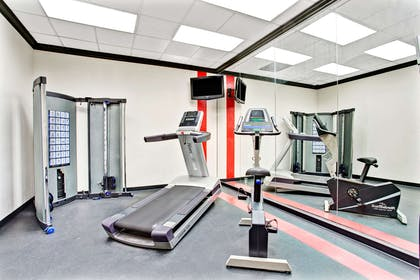 Fitness Room | Ramada by Wyndham Salt Lake City Airport Hotel