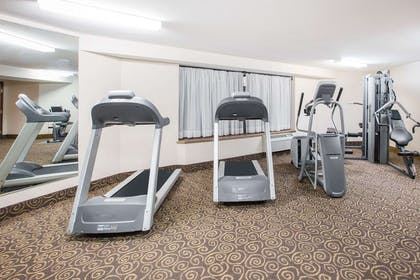 Health club | Ramada by Wyndham Des Moines Tropics Resort & Conference Ctr