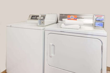 Guest Laundry | Howard Johnson by Wyndham Manteno
